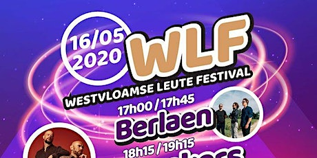 Westvloamse Leute Festival tickets