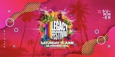 Legacy Festival Belgium 2020