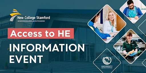 Access to HE Information Sessions