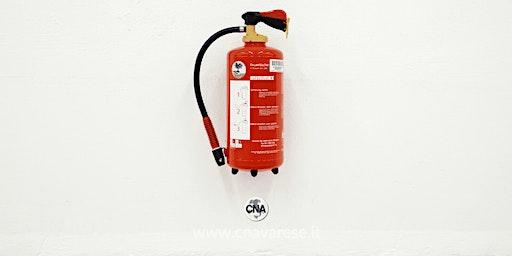 Corso addetto alla prevenzione incendio rischio basso