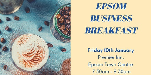 Epsom Business Breakfast