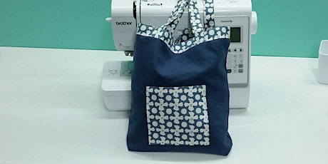 Next Step Sew Tote Bag - School of Sew tickets