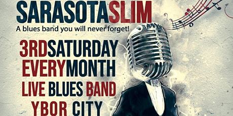 Live Blues with Sarasota Slim tickets