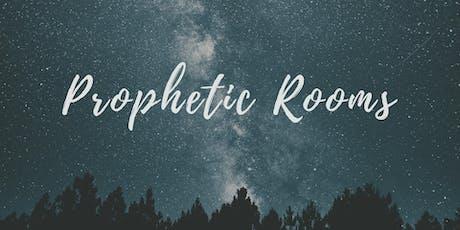 Prophetic Rooms tickets