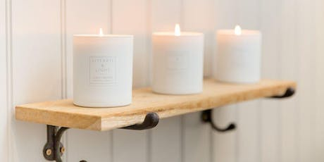 Learn the art of Candle Making tickets
