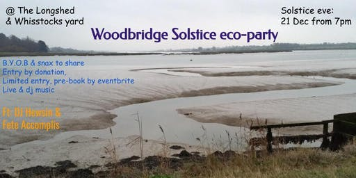 Woodbridge Solstice eco-party