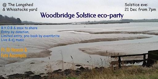 Woodbridge Solstice eco-party