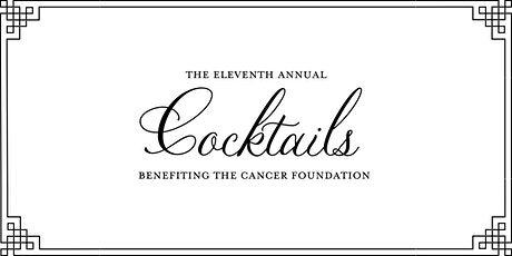 Cocktails! tickets
