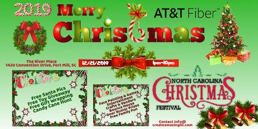 AT&T Fiber Presents: 2019 Queen City Christmas Festival