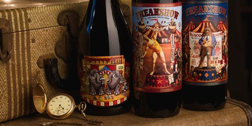 FREAKSHOW Wine Taste   West & Main Experience
