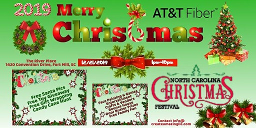 AT&T Fiber Presents: 2019 Queen City Christmas Expo