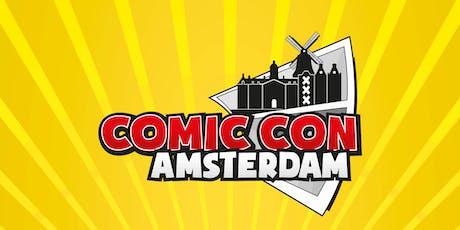 Comic Con Amsterdam 2020 entradas
