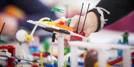 NEW YEAR, NEW YOU con LEGO® SERIOUS PLAY® biglietti