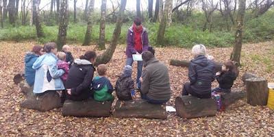 Nature Tots at Parkridge - Nifty Newts