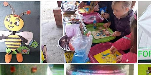 Sand Art & Craft Workshops