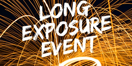 Long Exposure Wire Wool &  Sparklers Evening Event tickets