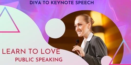 Diva To Keynote Speech