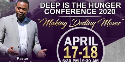 Deep Is the Hunger Conference