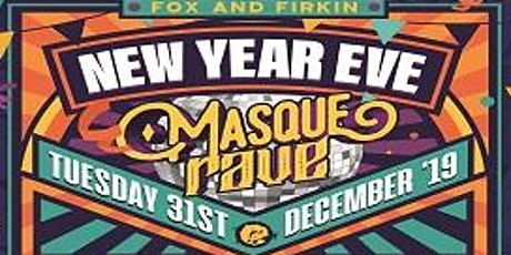 New Years Eve Masque Rave in Lewisham tickets