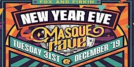 New Years Eve Masque Rave in Lewisham
