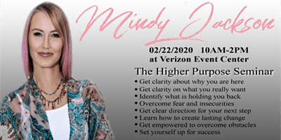 Higher Purpose Seminar