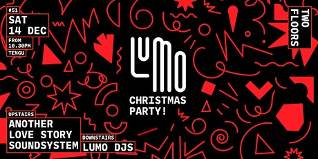 Lumo Club Christmas Party with ALS Sound System tickets
