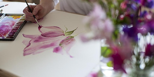 Wellness and Creative Watercolour Workshop