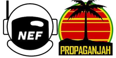 NEF and Propaganjah at Iron Oak Post