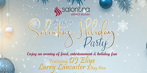 Salontra Holiday Party
