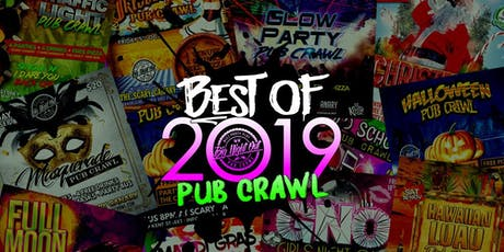BEST OF 2019 PUB CRAWL tickets