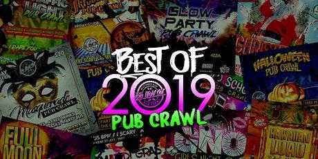 BEST OF 2019 PUB CRAWL tickets
