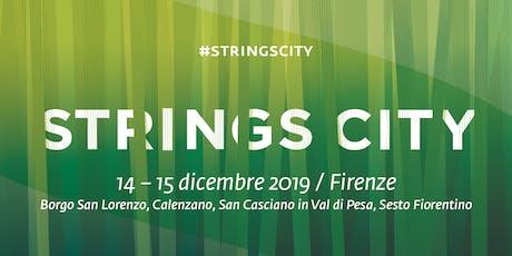 Concerto, Sonata e Fantasia per arpa solista biglietti