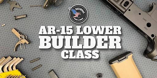 AR-15 Lower Building Class