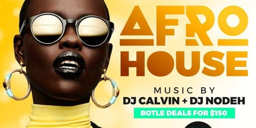AFRO - HOUSE
