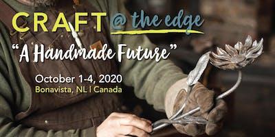 Craft @ the Edge - Early Bird Registration