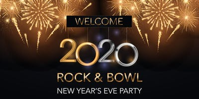 Rock & Bowl New Year's Eve at Lucky Strike Somerville
