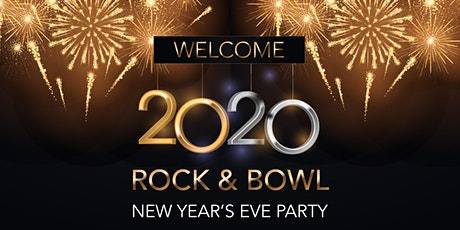 Rock & Bowl New Year's Eve at Lucky Strike Somerville tickets