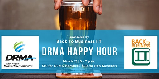 DRMA Happy Hour