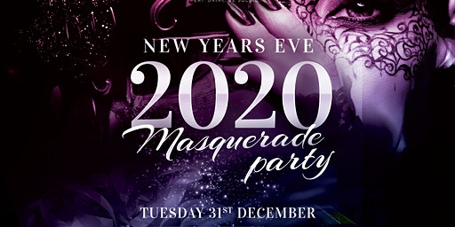 Masquerade New Years Eve Party at Ink N Ivy