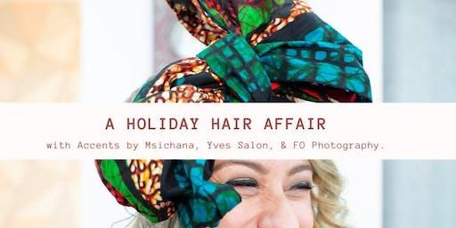 A Holiday Hair Affair