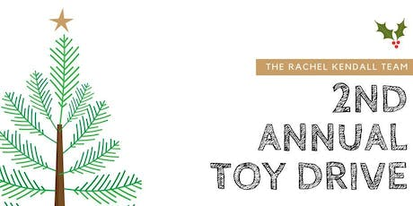 2nd Annual RACH Kid's Toy Drive tickets