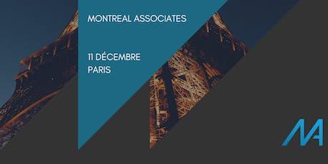 Montreal Associates Afterwork - Paris billets