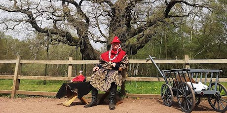 Guided Walk with the Sheriff of Nottingham tickets