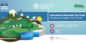 Uluslararası Dağlar Günü Paneli // International...