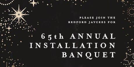 65th Annual Installation Banquet tickets