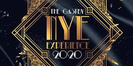 The Gatsby NYE Experience 2020 tickets