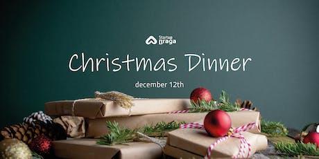 Christmas Dinner 2019 tickets