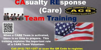 CARE Team Training (HAAF)