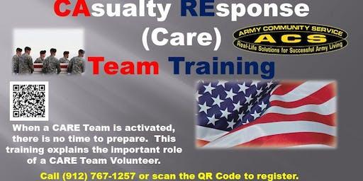 CARE Team Training (HAAF)