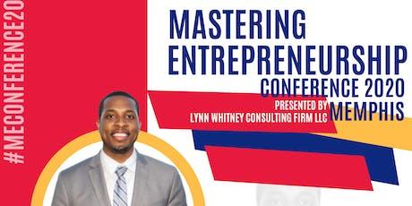 Mastering Entrepreneurship Conference 2020 tickets